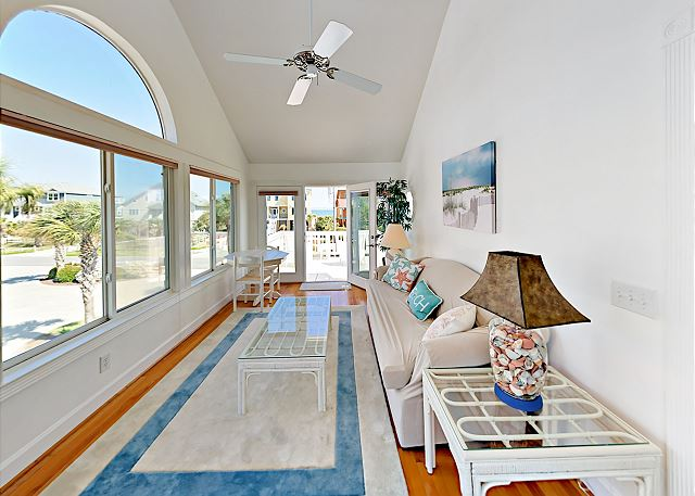 Surfside Beach SC Vacation Rental Upstairs, a 2nd