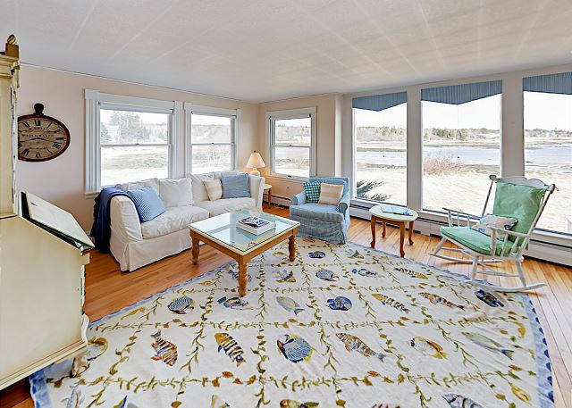Prospect Harbor ME Vacation Rental A 2nd living