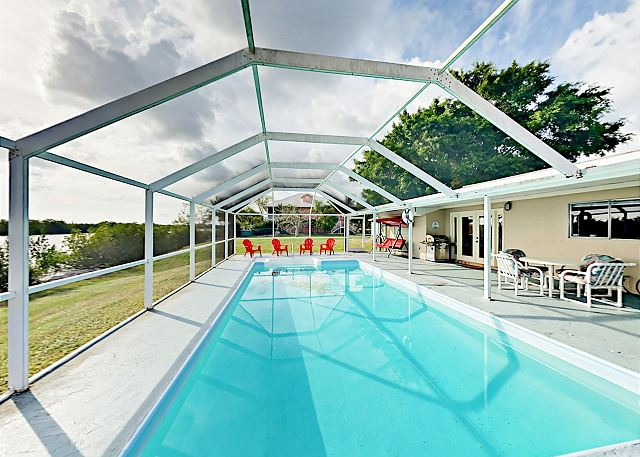 Port Charlotte FL Vacation Rental Make a splash