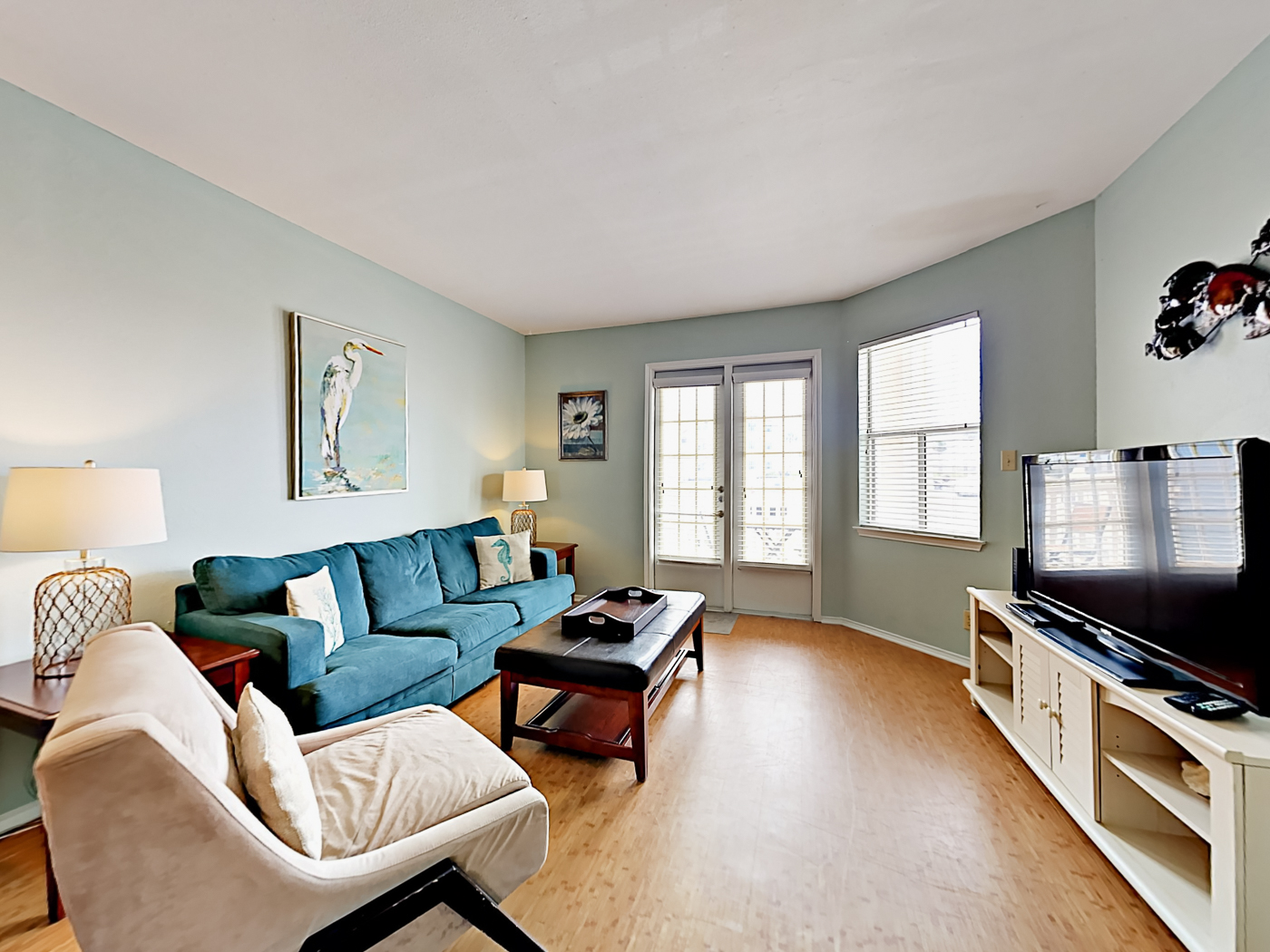 Corpus Christi TX Vacation Rental An open-concept floor