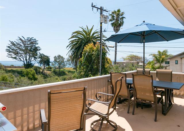 Santa Barbara CA Vacation Rental Enjoy al fresco