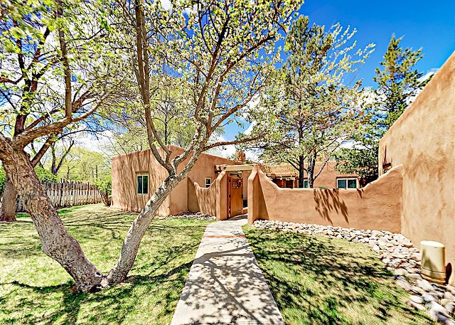 Taos NM Vacation Rental This charming studio