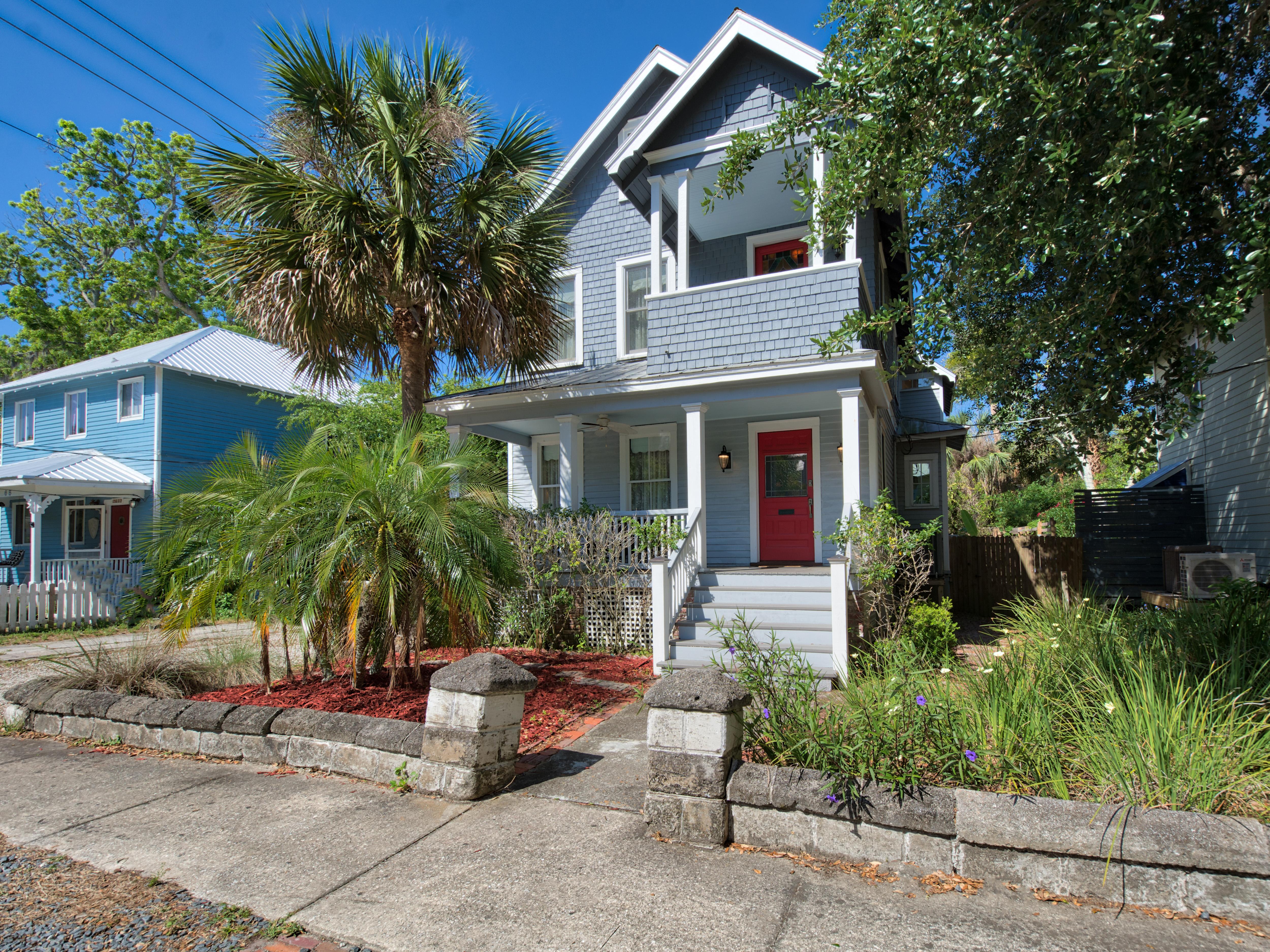 St. Augustine FL Vacation Rental Enter your rental