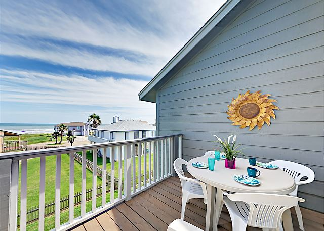 Galveston TX Vacation Rental Take in the