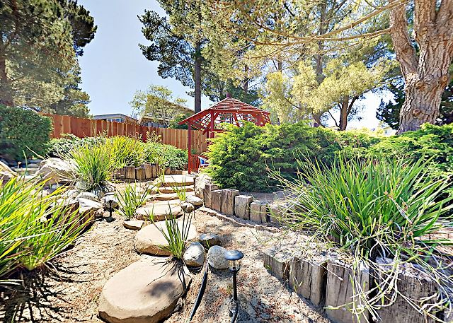 Cambria CA Vacation Rental Lovely Cambria home
