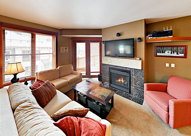 Copper Mountain CO Vacation Rental Newly remodeled Copper