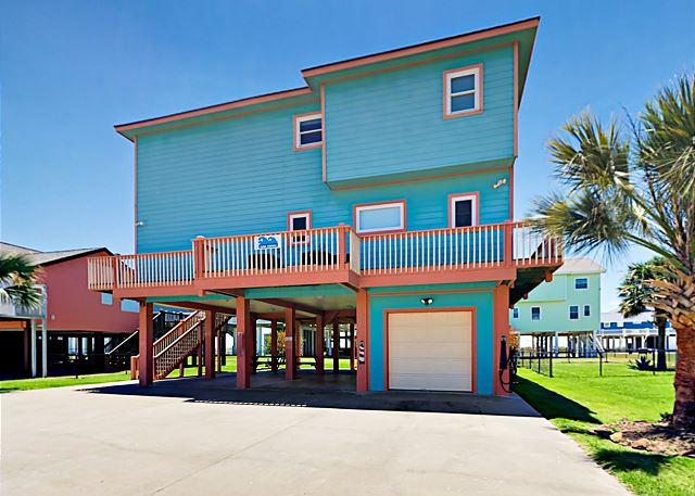 Pleasing Bolivar Peninsula 4Br W Gulf View Turnkey Download Free Architecture Designs Viewormadebymaigaardcom