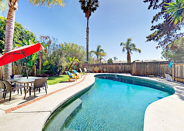 San Diego CA Vacation Rental Relax around the