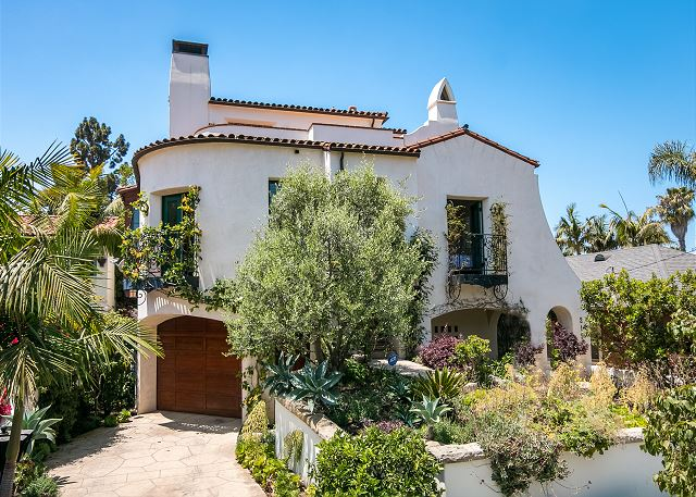 Santa Barbara CA Vacation Rental Welcome to your