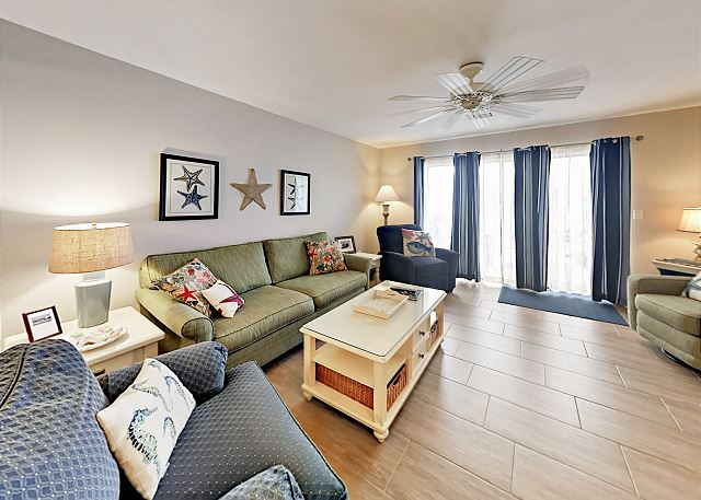 Hilton Head SC Vacation Rental Welcome! This townhome