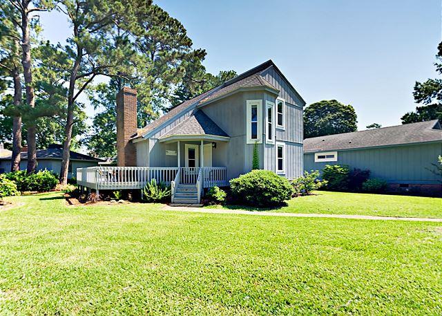 Myrtle Beach SC Vacation Rental A huge lawn