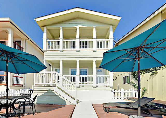Aptos CA Vacation Rental Welcome! This delightful