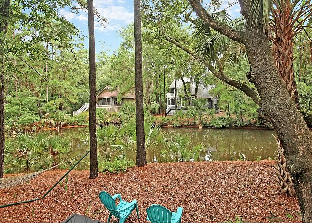 Johns Island SC Vacation Rental Peace and quiet