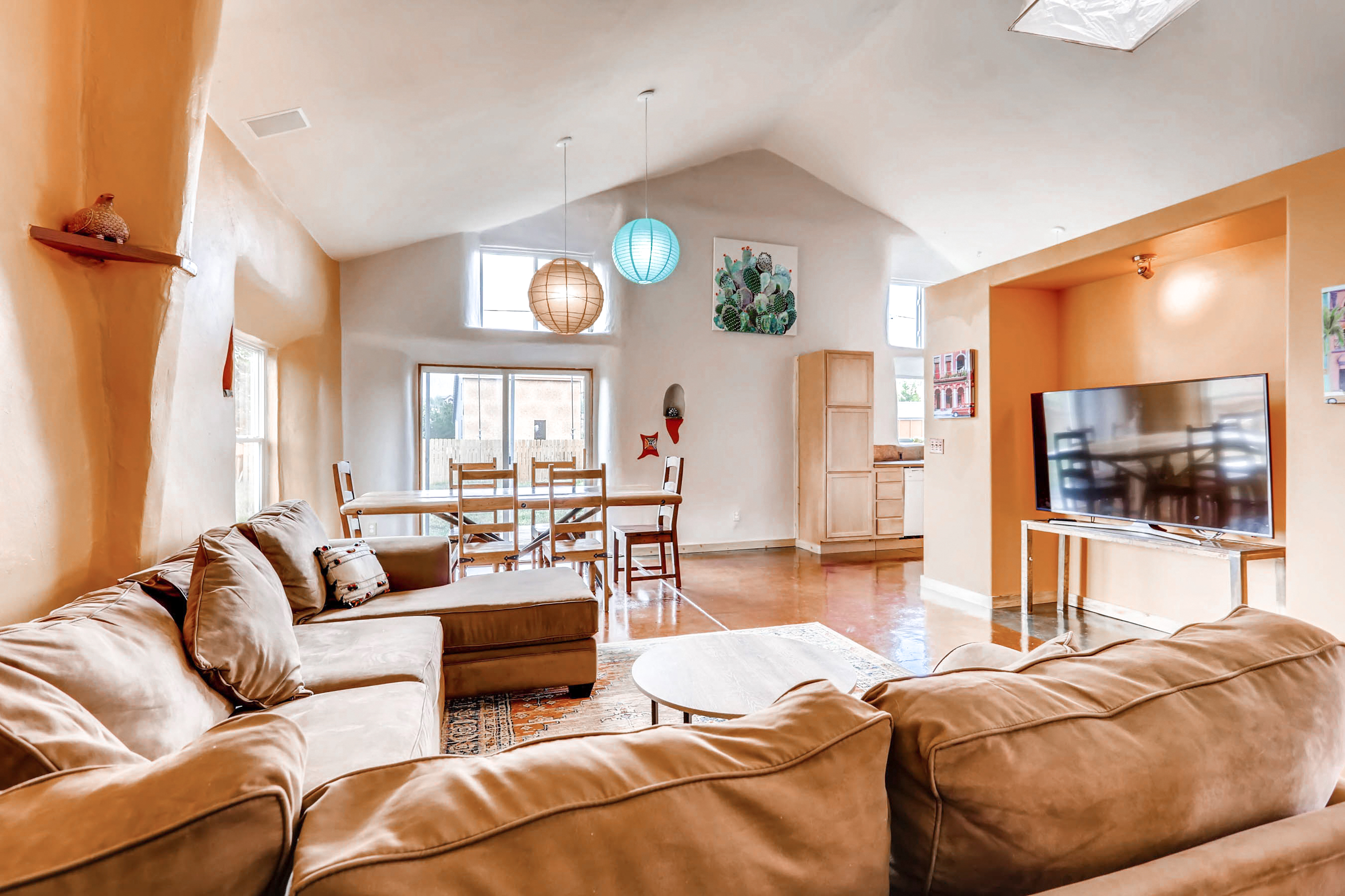 Dillon CO Vacation Rental Living room with