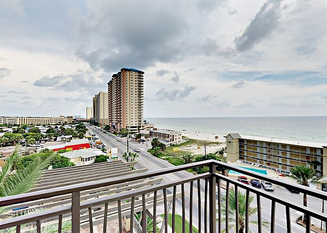 Panama City Beach FL Vacation Rental Enjoy a wraparound