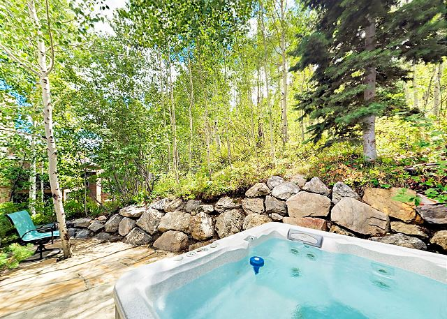 Park City UT Vacation Rental A private hot