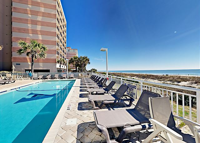 Myrtle Beach SC Vacation Rental Family-friendly amenities include