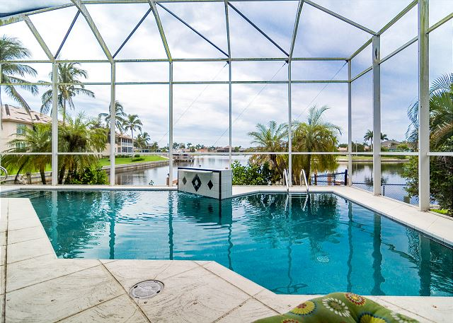 Waterfront 4BR w/ Pool, Dock & Spectacular Views | TurnKey