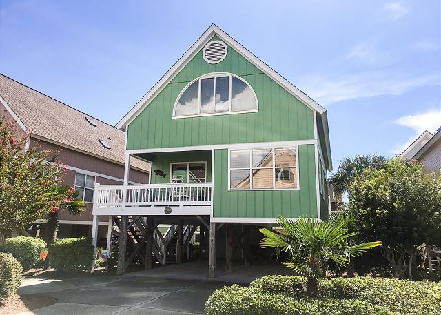 Surfside Beach SC Vacation Rental You'll find ample