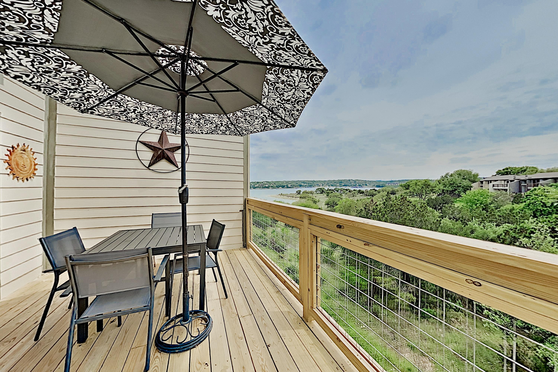 Lago Vista TX Vacation Rental Take in views