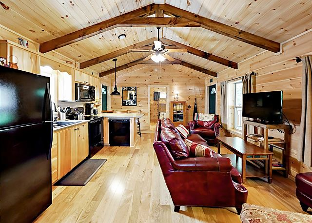 Pisgah Forest NC Vacation Rental Affectionately known as