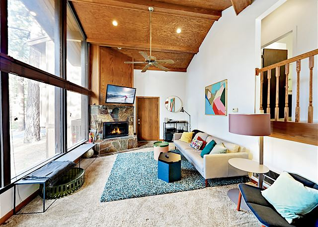 Zephyr Cove CA Vacation Rental This stunning townhome