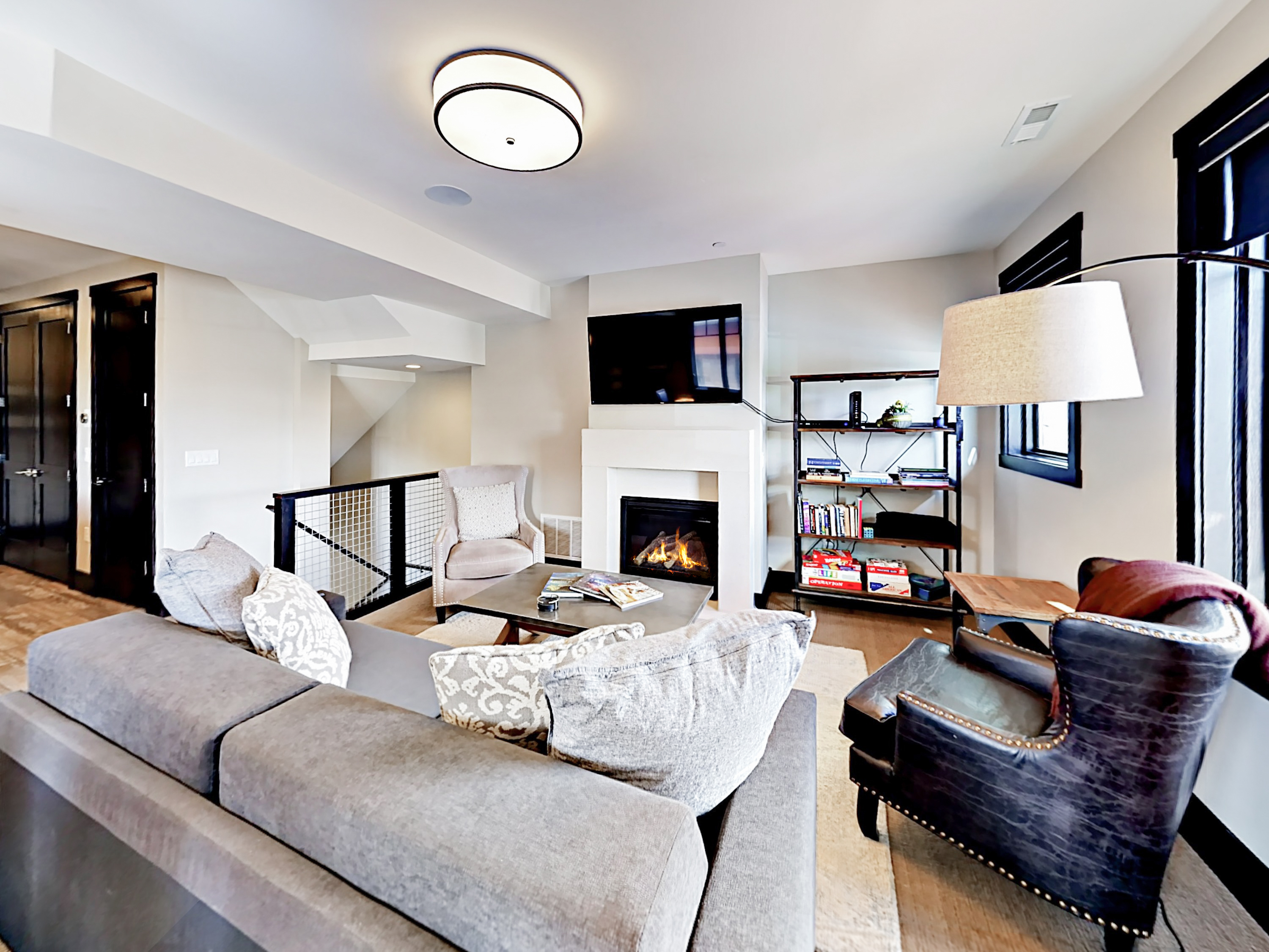 Park City UT Vacation Rental Comfy seating for