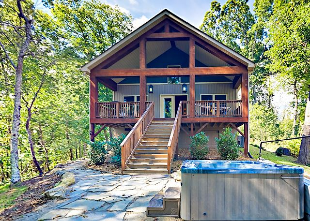 Woodfin NC Vacation Rental Welcome to Woodfin!