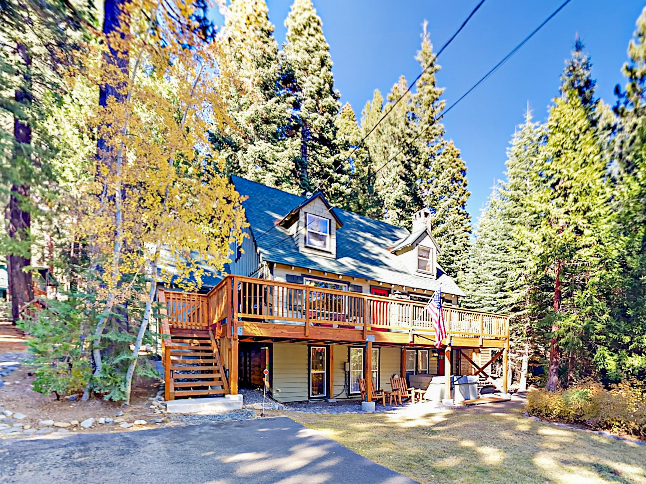 Tahoe City CA Vacation Rental Welcome to Tahoe
