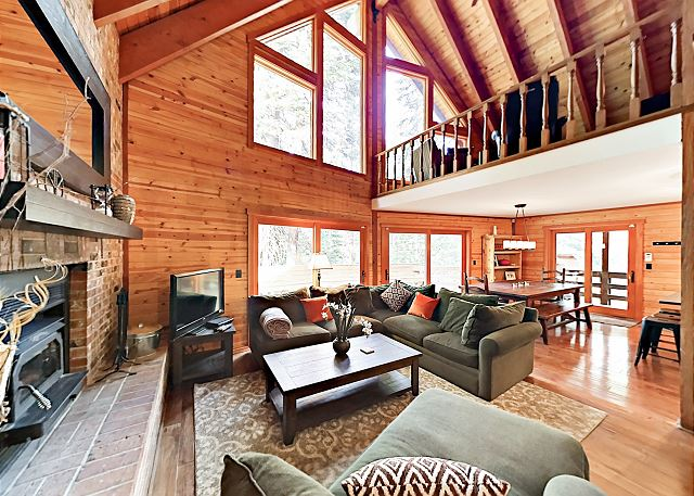 Truckee CA Vacation Rental The expansive Great