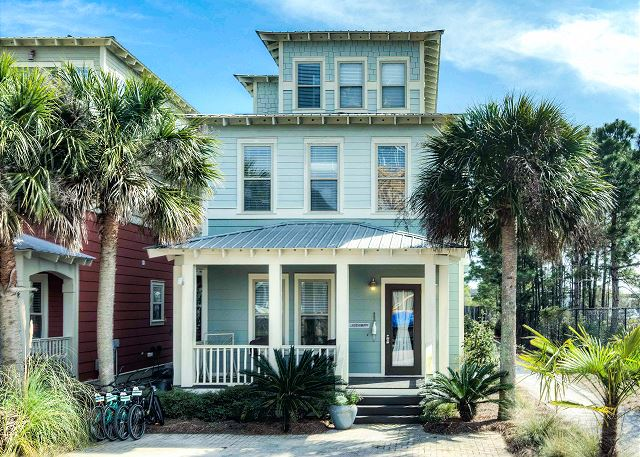 Inlet Beach FL Vacation Rental Welcome to Seacrest