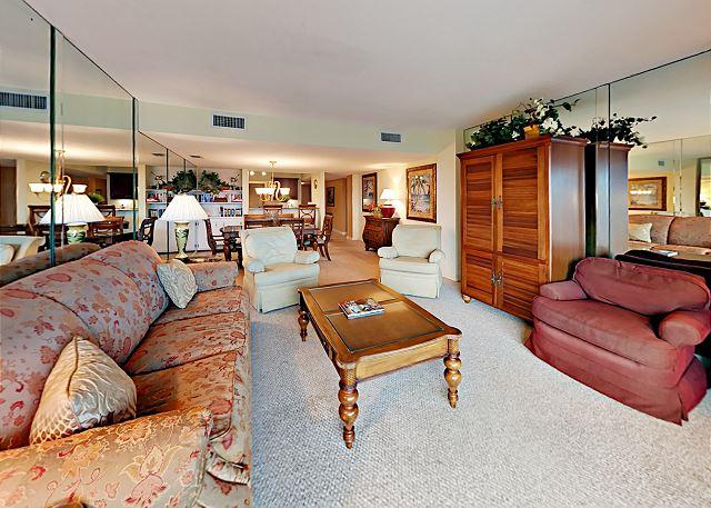 Hilton Head Island SC Vacation Rental This condo home
