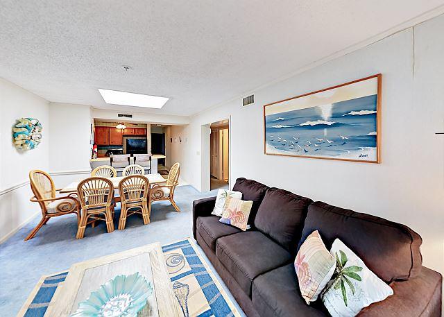 Myrtle Beach SC Vacation Rental This stunning condo