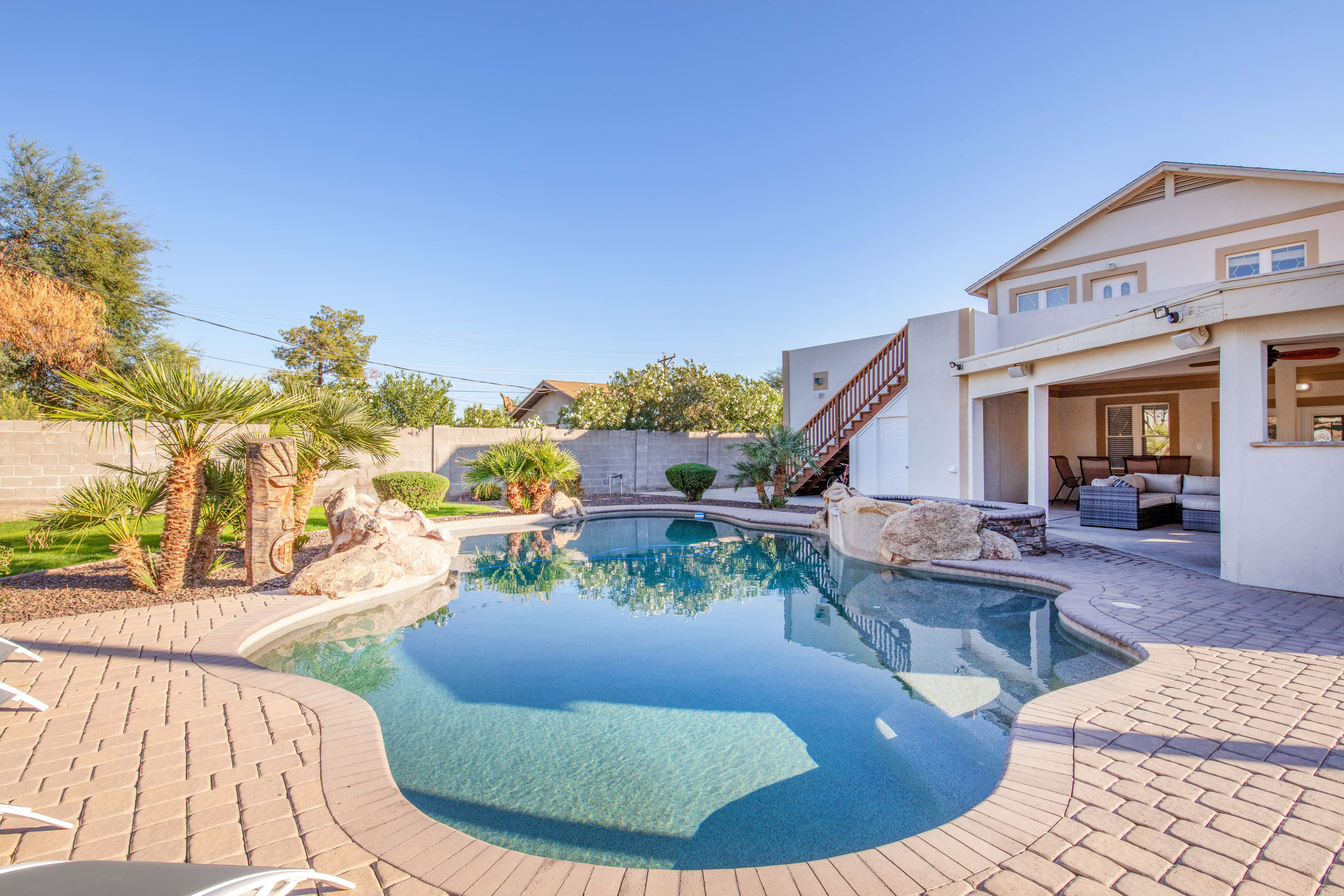 Scottsdale AZ Vacation Rental Welcome to Scottsdale!