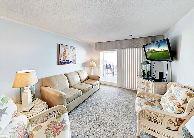 Murrells Inlet SC Vacation Rental Welcome to Surfside