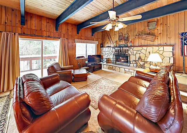 Truckee CA Vacation Rental This stunning home