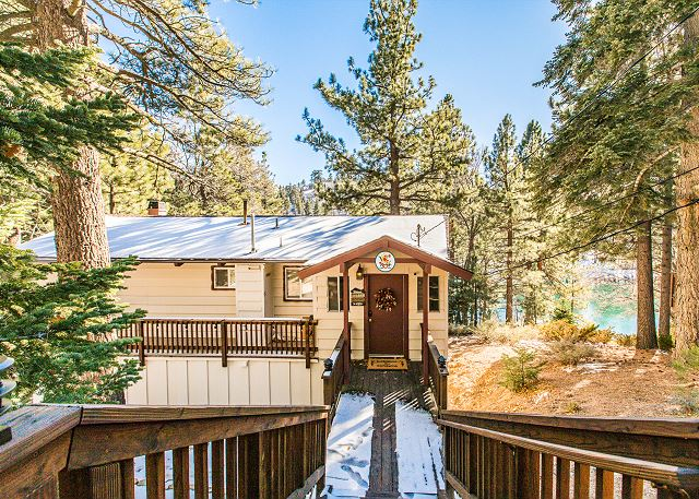 Green Valley Lake CA Vacation Rental Welcome to Green