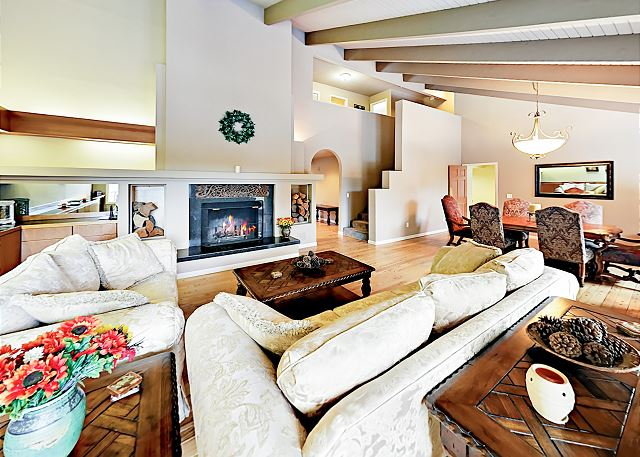 Bend OR Vacation Rental This stunning home