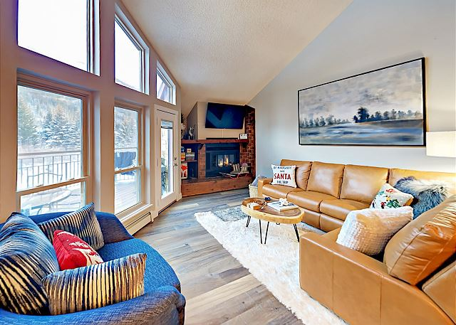 Vail CO Vacation Rental This beautifully remodeled