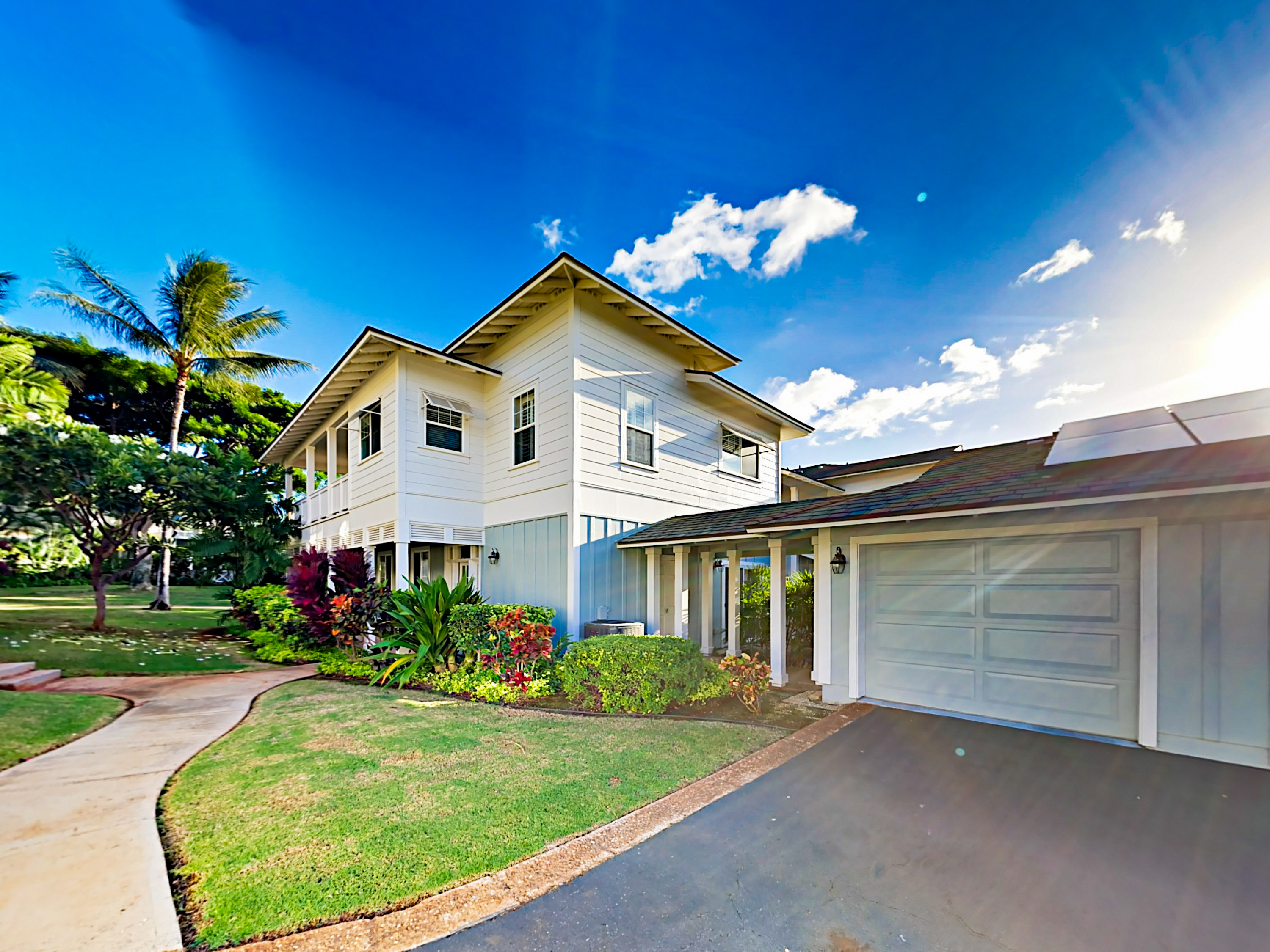 Kapolei HI Vacation Rental Welcome to Coconut