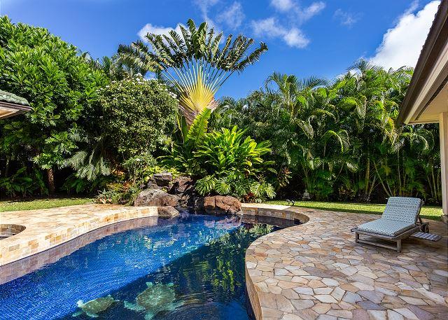 Honolulu HI Vacation Rental Plenty of outdoor