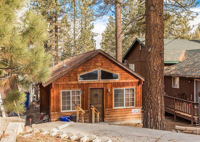Big Bear CA Vacation Rental Welcome to Moonridge!
