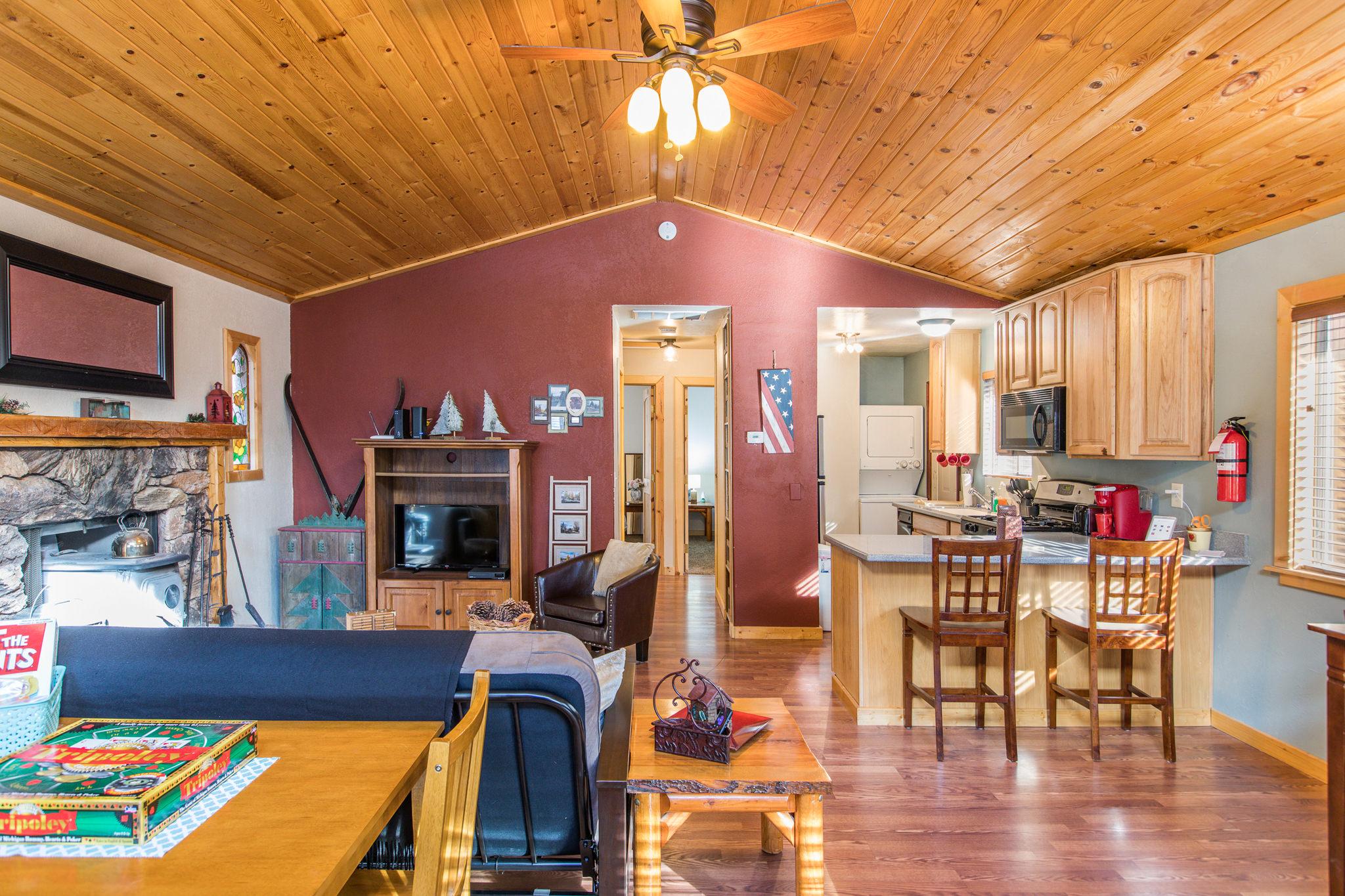 Big Bear CA Vacation Rental Your comfy home