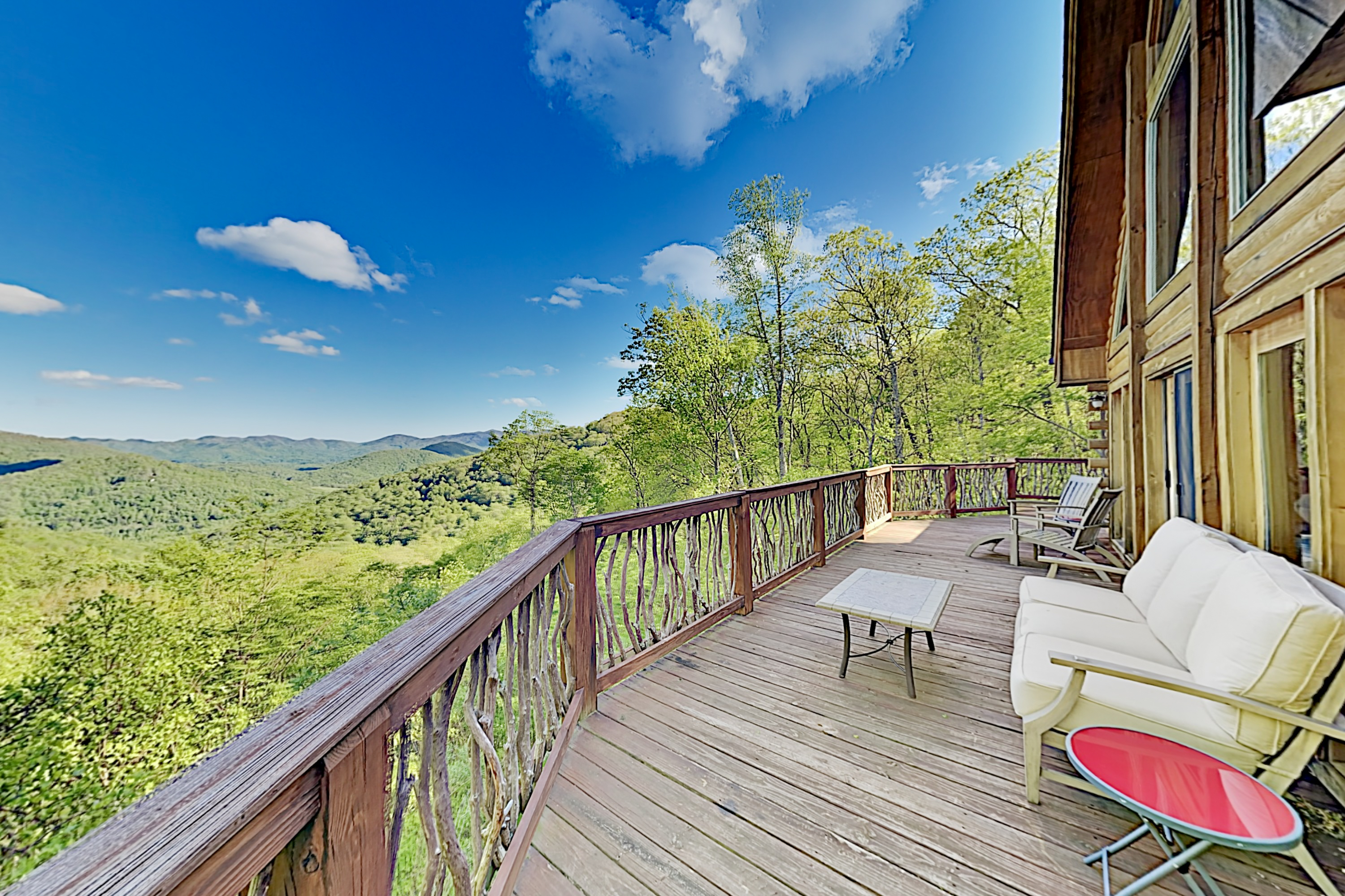 Black Mountain NC Vacation Rental This stunning home