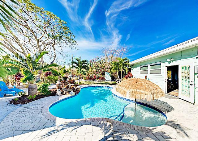 Sarasota FL Vacation Rental Take a plunge