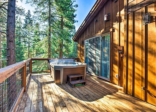 Truckee CA Vacation Rental Welcome! Your rental