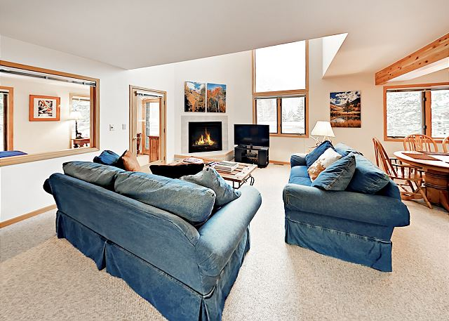 Vail CO Vacation Rental Welcome to East