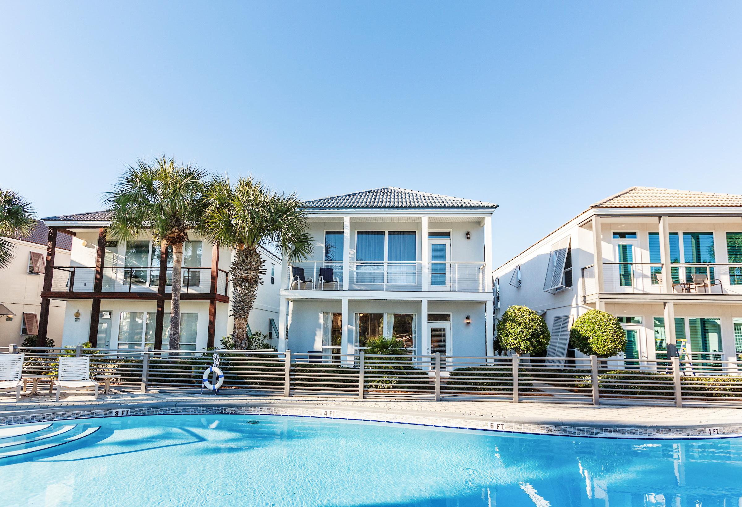 Destin FL Vacation Rental Your top-floor unit