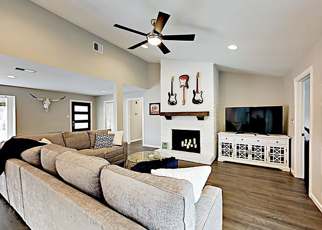 Austin TX Vacation Rental Welcome to South