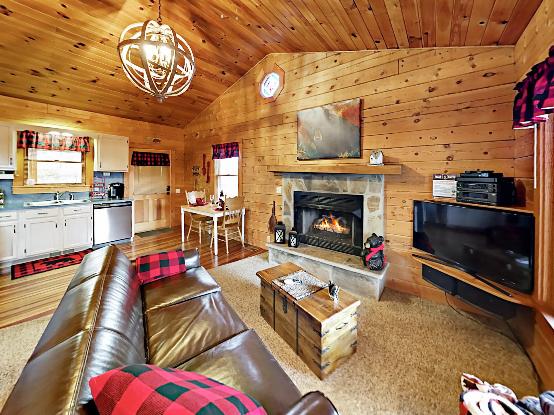 Gatlinburg TN Vacation Rental Welcome to Dove's